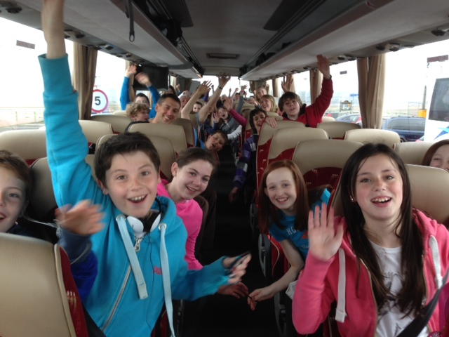 P7 We're on our way to Benmore